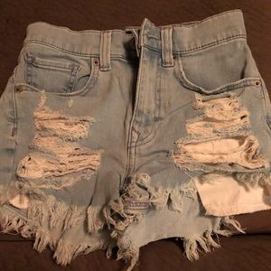 Preloved Express Shorts all pics included